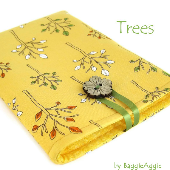Kindle Cover Case Sleeve / Kobo Case - Trees